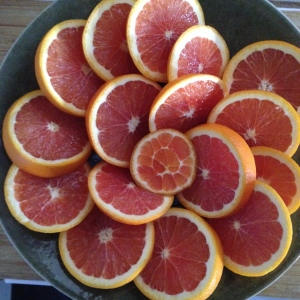 Cara Cara Oranges. So Lovely.
