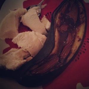 Swedish Banana Dessert