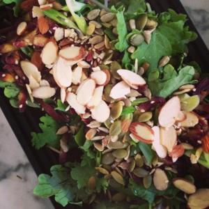 Seedy Kale