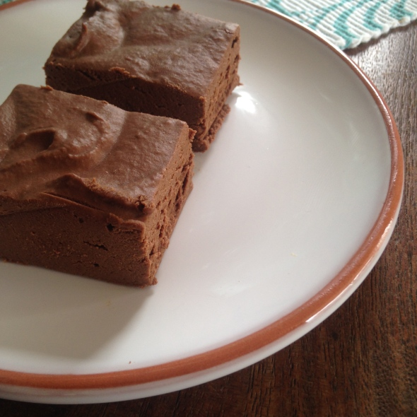Sweet Potato Fudge