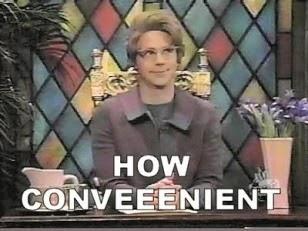 how convenient church lady