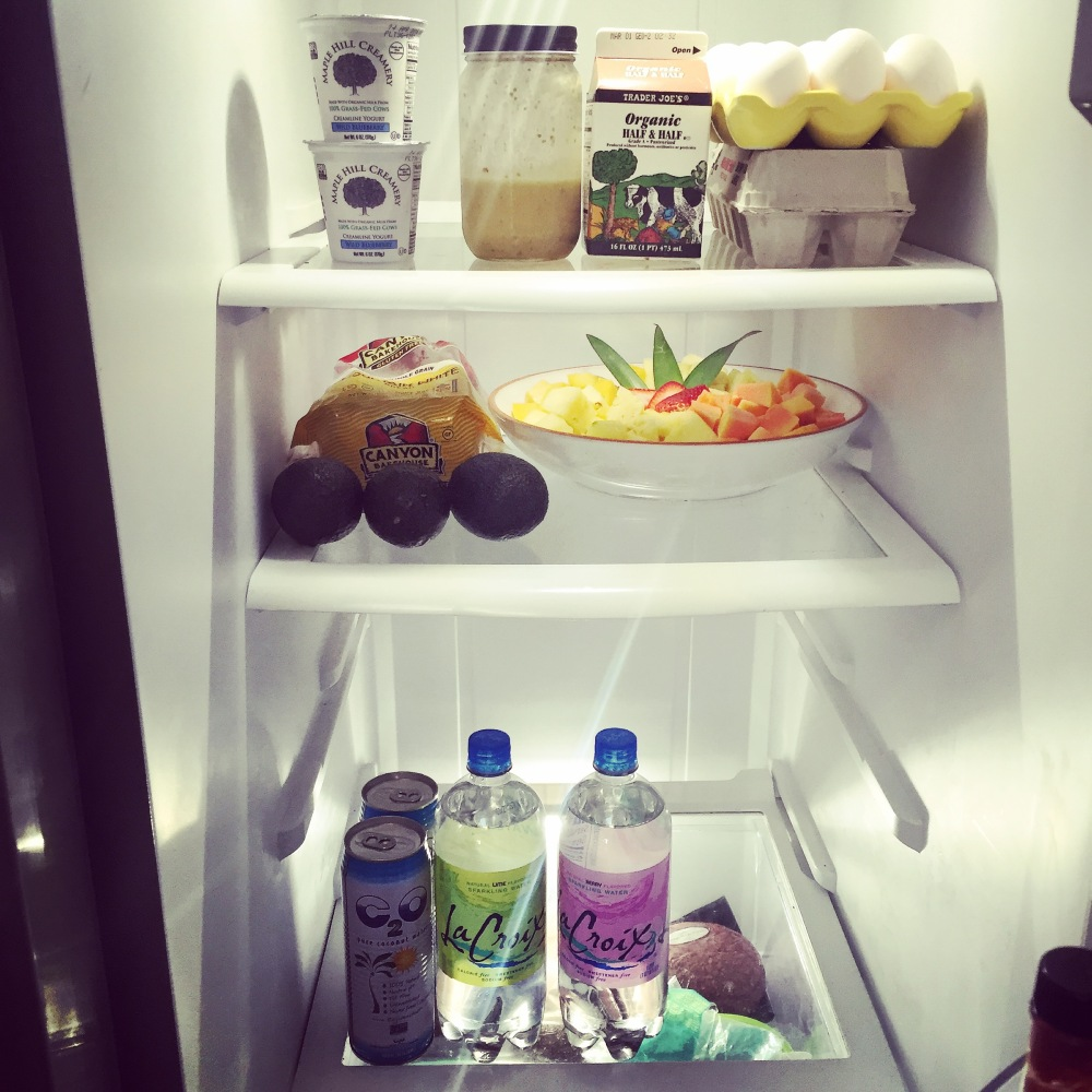 Clean Fridge