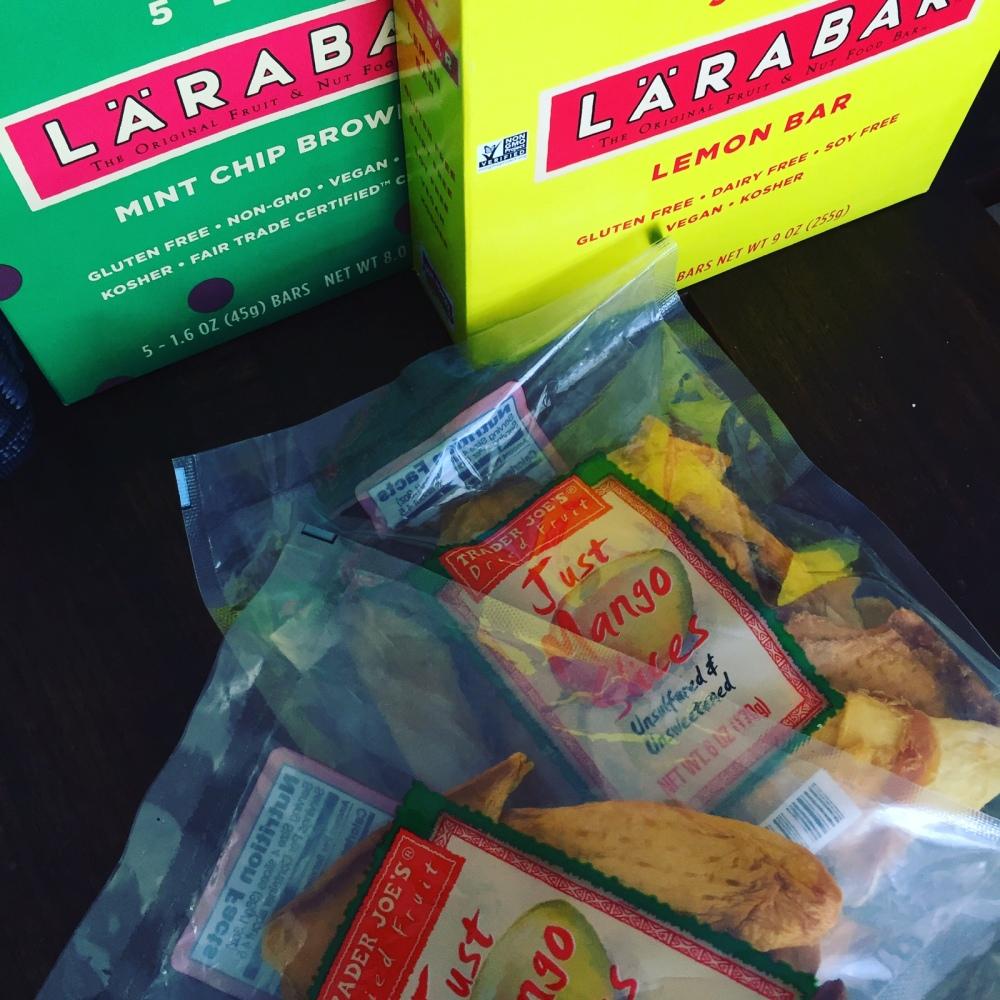 labor snacks