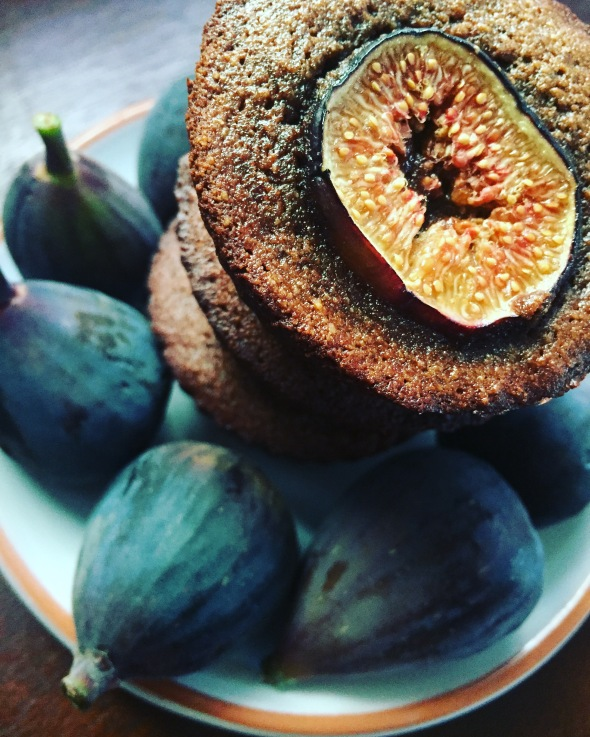 Fig Brownie